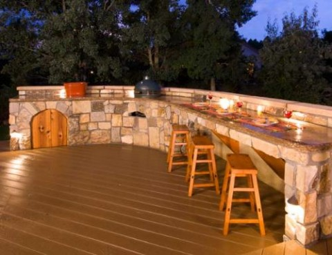 Barbacoas y cocinas de exterior - Barbacoas para terrazas ...