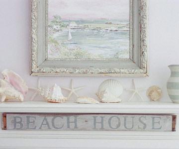 decorar con caracoles y conchas de mar 3