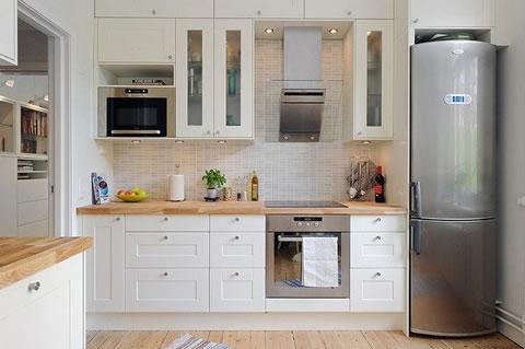 30 cocinas de estilo escandinavo for Estilos de cocinas