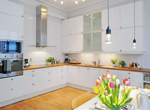 30 cocinas de estilo escandinavo - Cocinas estilo nordico ...
