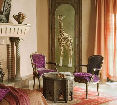 Salas de estilo marroqui - Moroccan style living rooms ...