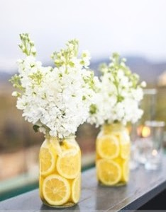 Ideas para decorar con velas y flores Artículo Publicado el 29.07.2012 por Javi