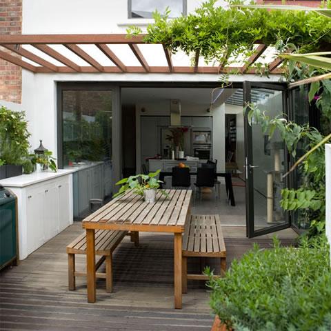 Ideas para un patio de diseo en casa