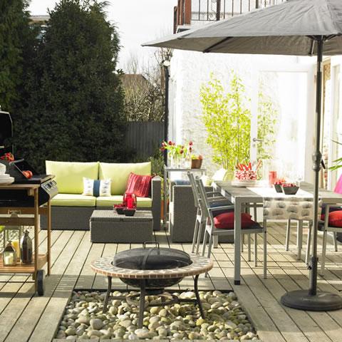 ideas para un patio de diseo en casa artculo publicado el