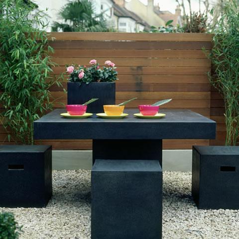 Ideas para un patio de diseño en casa