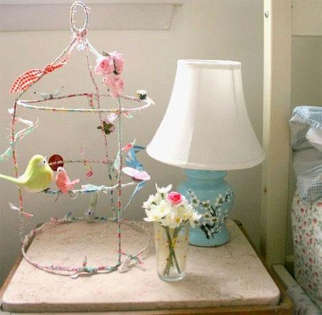 decoracion con jaulas 1