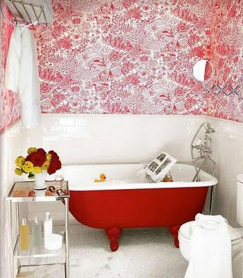 renovar baño con pintura 1