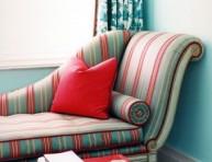 imagen Ideas y detalles en rojo y turquesa