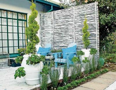 Aire marinero para la terraza - Pintura para terrazas ...
