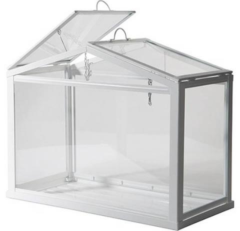 Mini invernaderos de Ikea para el hogar 3