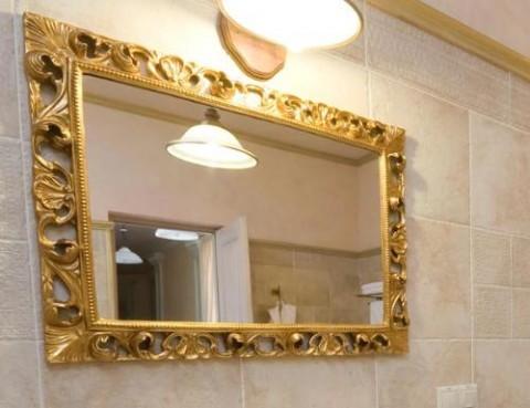 Cambiar el espejo del cuarto de bano 01 gu a para decorar - Cambiar cuarto de bano ...