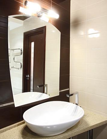 Cambiar el espejo del baño 2