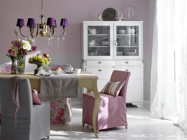 comedor 8 ideas a todo color. Black Bedroom Furniture Sets. Home Design Ideas