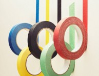 imagen Decorar con motivos olímpicos