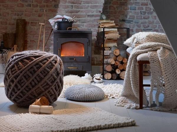 Detalles con tejido de punto for Detalles para el hogar