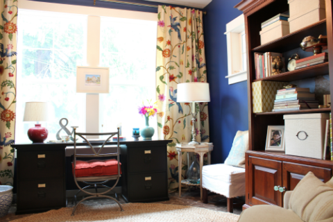 El despacho en casa for Ideas despacho en casa