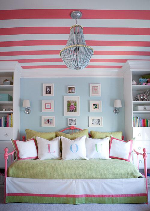 Preciosa habitación para niñas 1