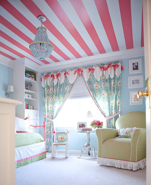 Preciosa habitación para niñas 4