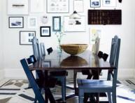 imagen Pisos pintados en el hogar