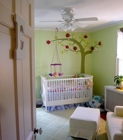 Habitación para una beba 1