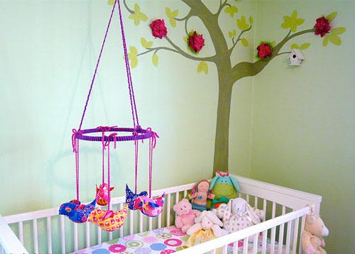 Habitación para una beba 2