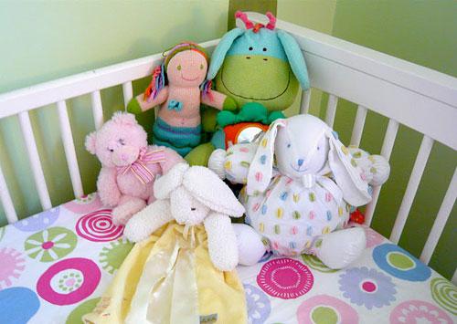 Habitación para una beba 4