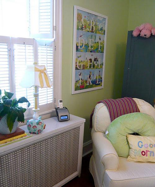 Habitación para una beba 7