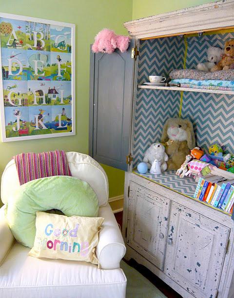 Habitación para una beba 8