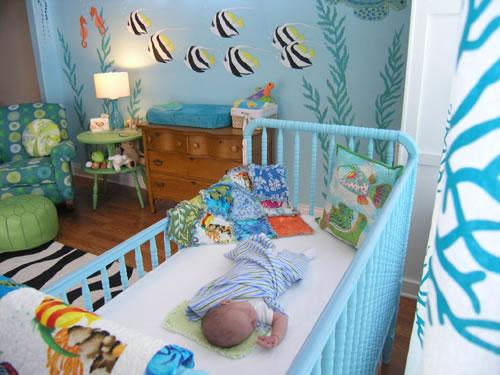 Habitación para bebés 2