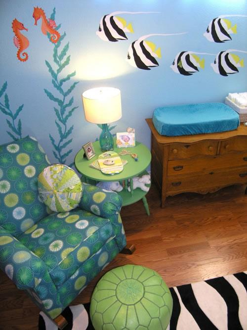 Habitación para bebés 5