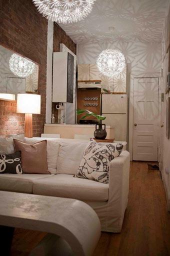 20 ideas para espacios peque os - Ideas para pisos pequenos ...