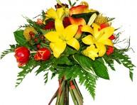 imagen Arreglos florales para los signos de Aries a Libra