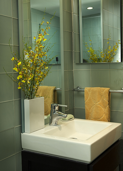 Ideas para cuartos de bano pequenos 02 gu a para decorar for Ideas para cuartos de bano