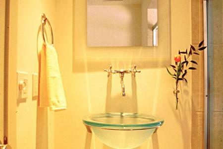 Ideas simples para baños pequeños 4