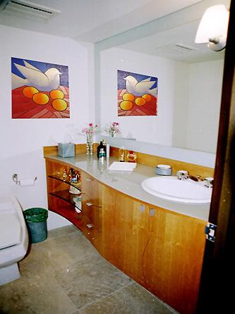 Ideas para cuartos de bano pequenos 05 gu a para decorar for Ideas para cuartos de bano pequenos