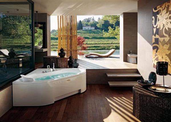 Convierte tu ba o en un spa for Aplicacion para decorar interiores