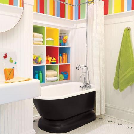 Baños para niños 1