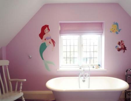 Baños para niños 6