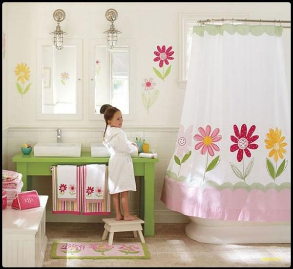 Baños para niños 8