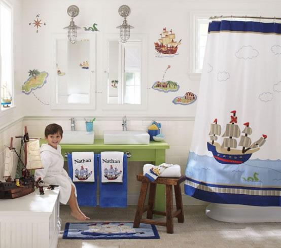Baños para niños 9