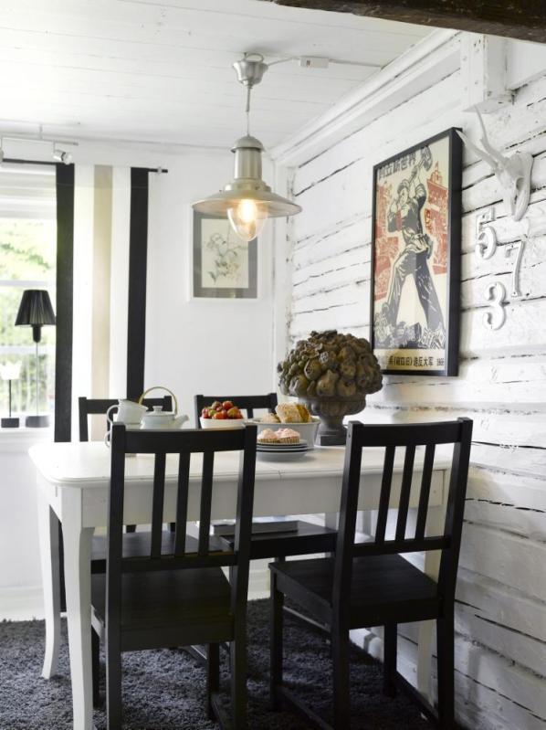 La casa de un interiorista noruego