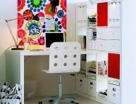 imagen Cómo decorar una zona de estudio para jóvenes