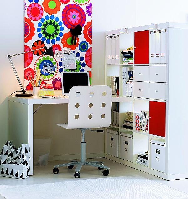 Cómo decorar una zona de estudio para jóvenes 3