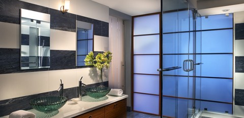Cuatro estilos de baños 1
