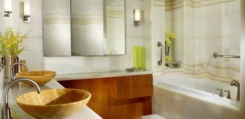 Cuatro estilos de baños 2