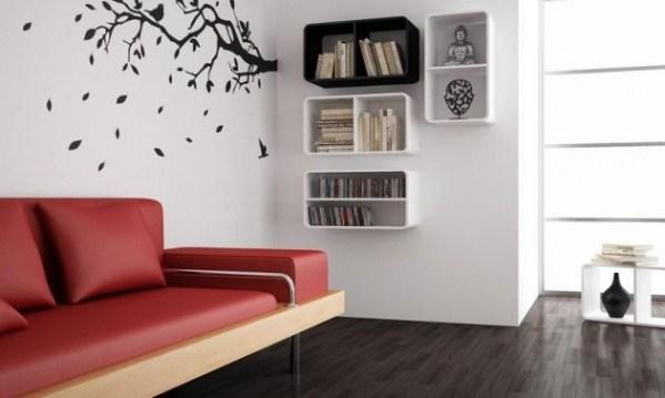 Decora tu sala sin gastar mucho for Como decorar tu pared