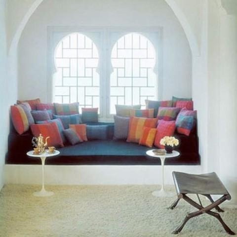 Decorando con inspiraci n rabe - Decoracion chill out interiores ...