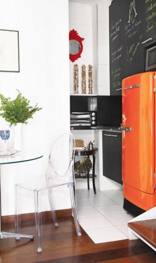 Decora la cocina con pintura de pizarra 3