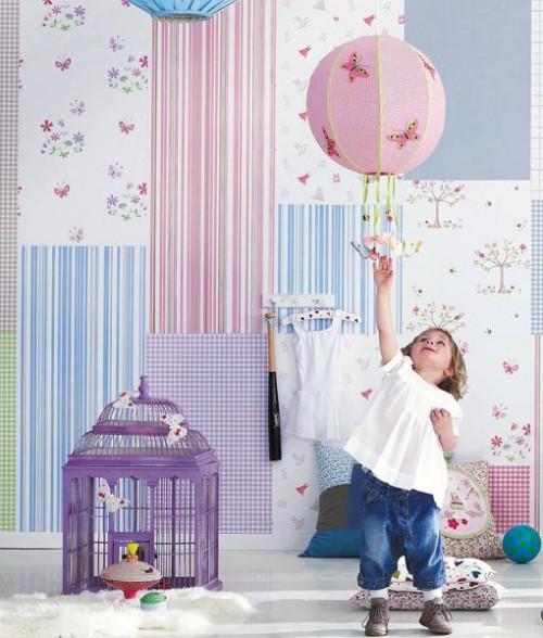 Ideas para decorar con mariposas la habitaci n - Ideas decoracion habitacion pequena ...