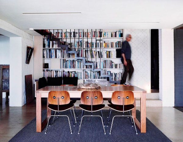 La silla DCM Eames 1